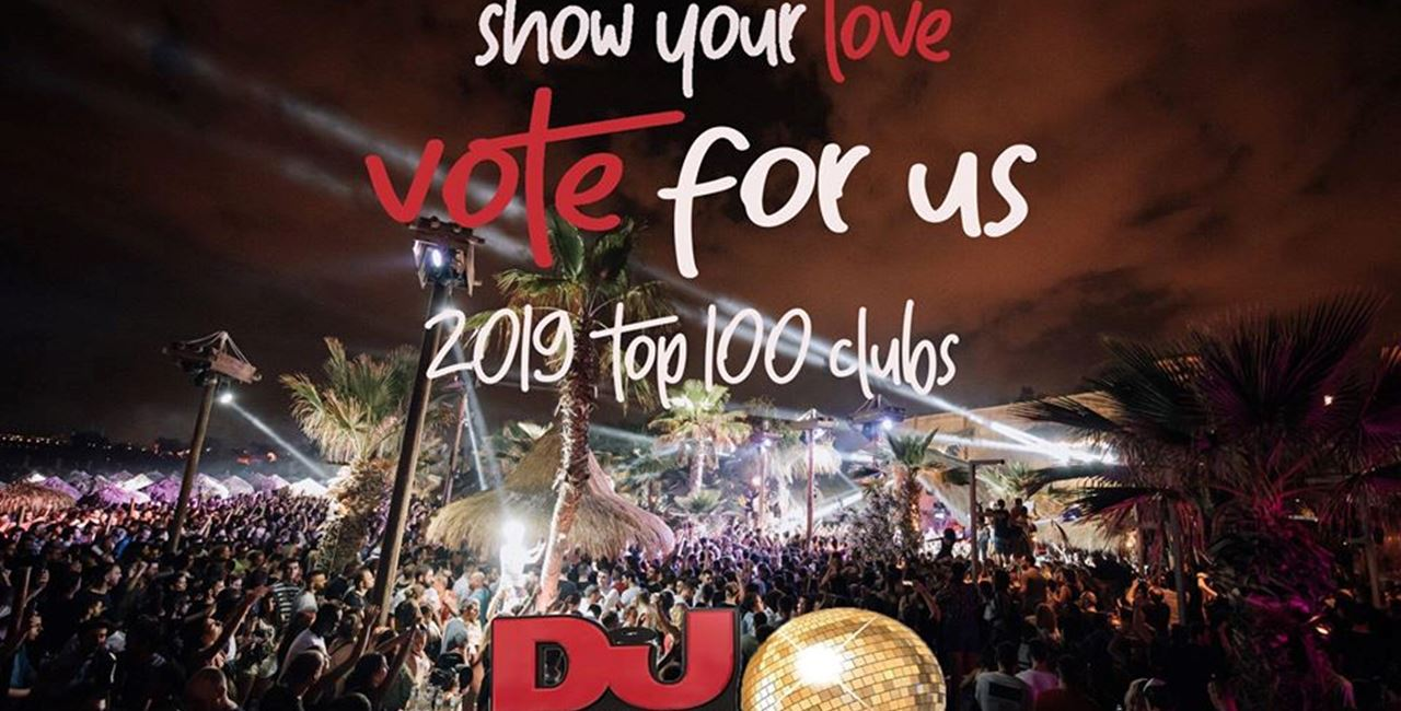 Show your love and vote for Bolivar Beach Bar
