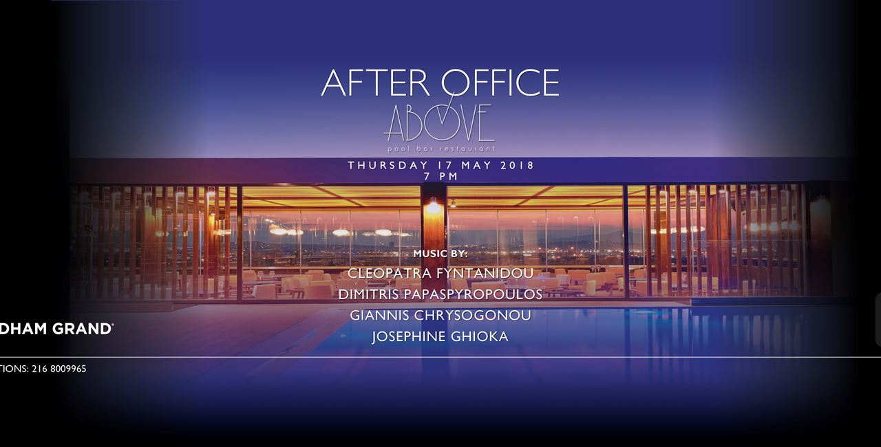 The BEST After Office Event