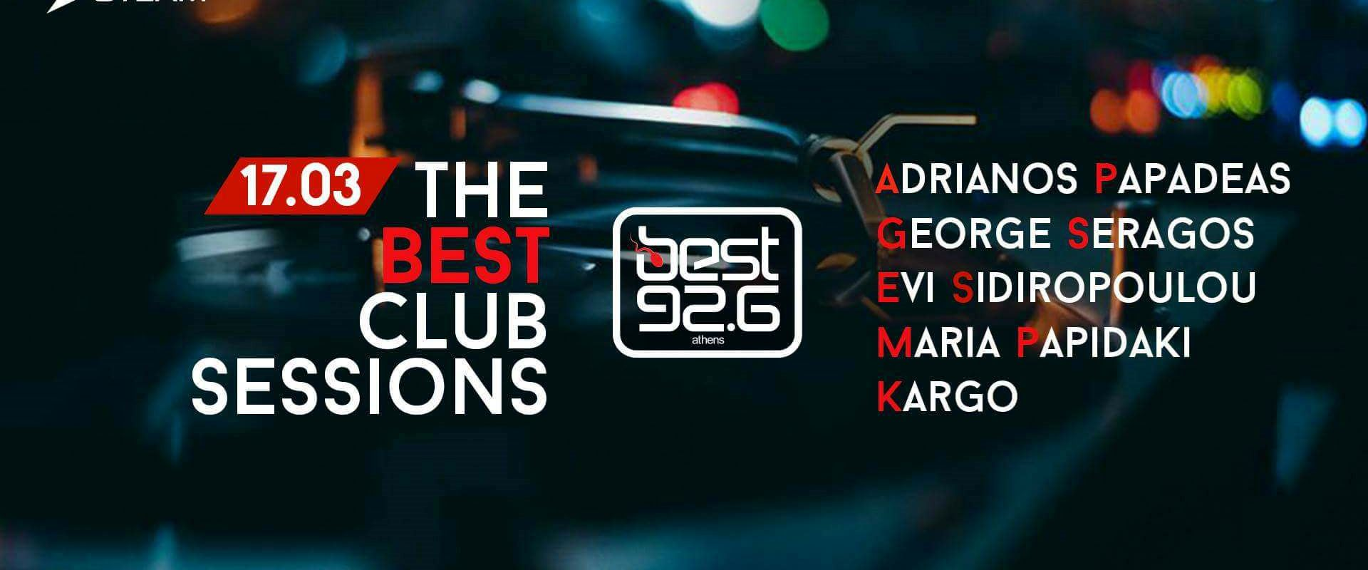 The BEST Club Sessions